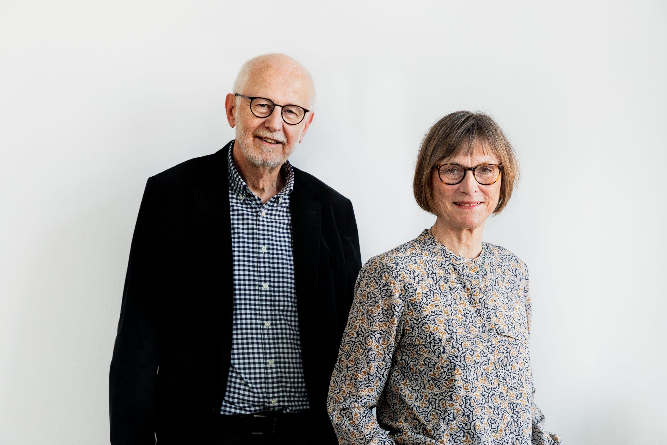 Mette Lis Andersen og Jes Møller